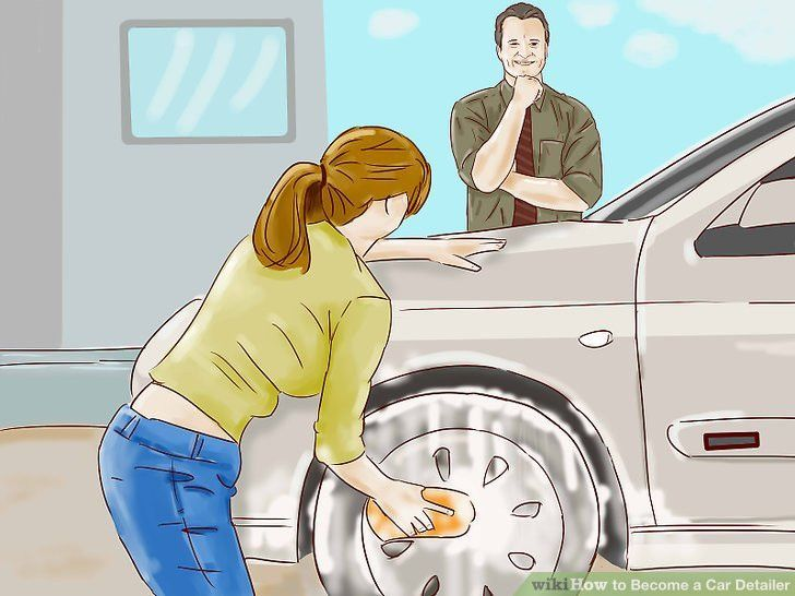How to Become a Car Detailer: 12 Steps (with Pictures) - wikiHow