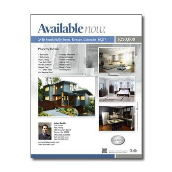 FREE Real Estate Brochures | Pincome & Pindustry | Pinterest ...