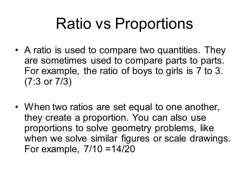 Lesson 9 Solving Problems Using Ratios, Rates, Proportions, and ...