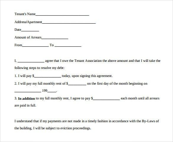Sample Payment Agreement - 12+ Documents In PDF