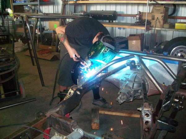 Welders and fabricators move beyond industrial work and into art