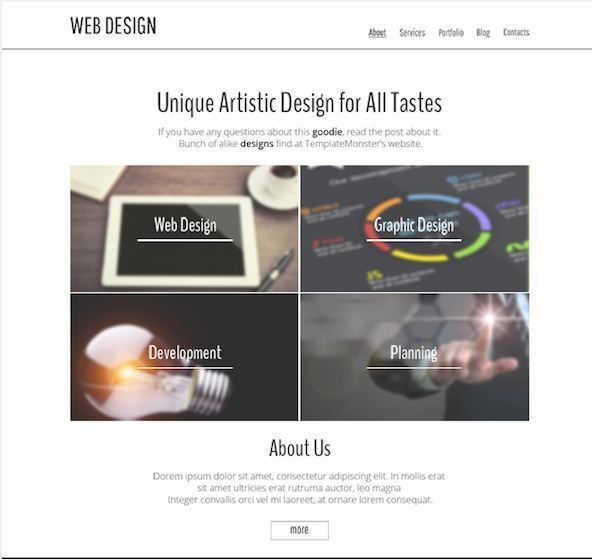 48 best Free Business HTML Templates images on Pinterest | Free ...