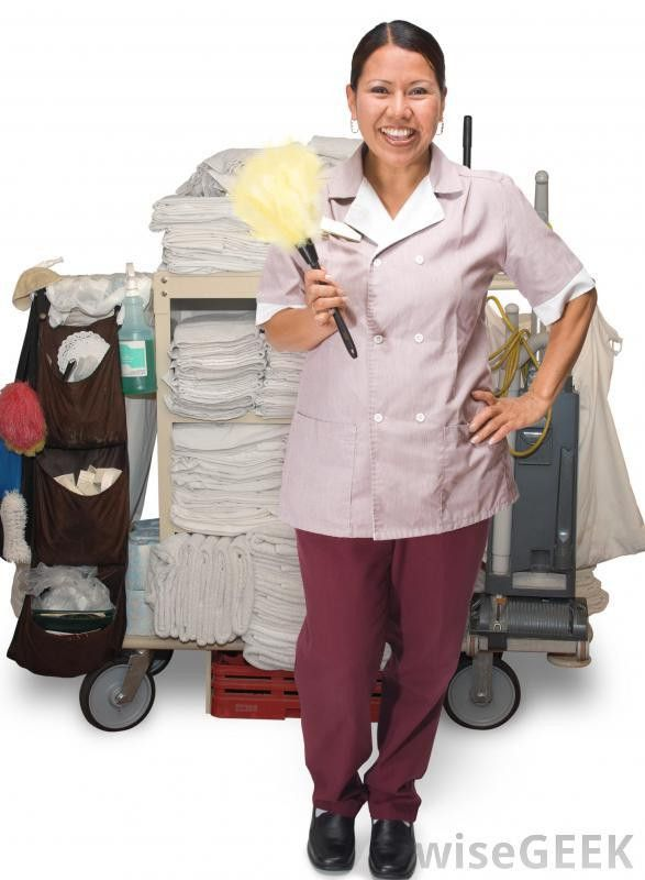 How do I Become a Hotel Housekeeper? (with pictures)