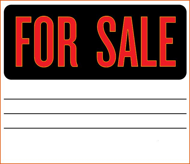 Doc.#400299: Car for Sale Template – car sale sign template (+80 ...