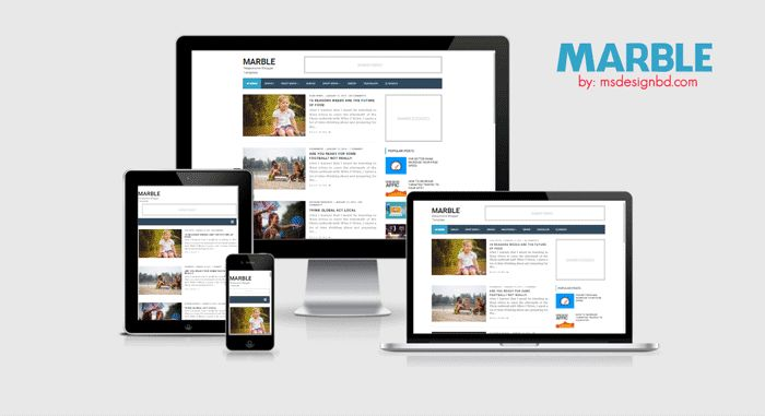 True Mag Responsive Magazine Blogger Template | Blogger Template ...