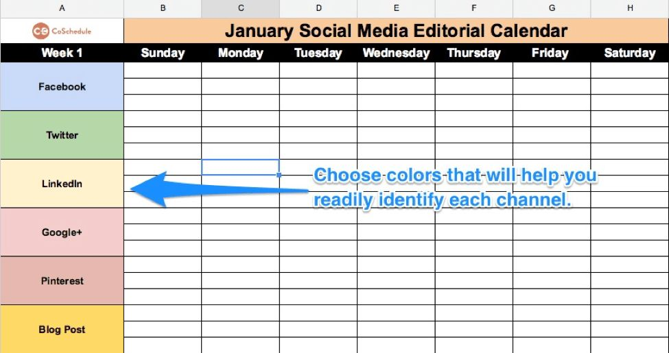 Synchronize Content Marketing With an Editorial Calendar Spin Sucks