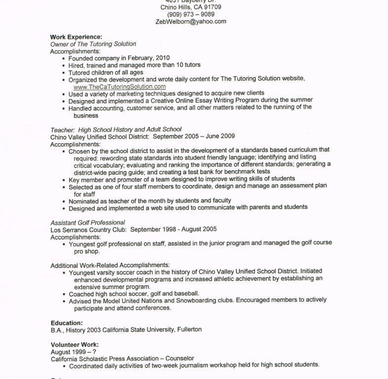 Beautiful United Nations Accounting Resume Photos - Best Resume ...