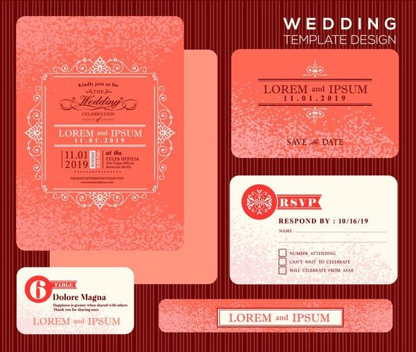 Wedding invitation clip art free vector download (212,788 Free ...