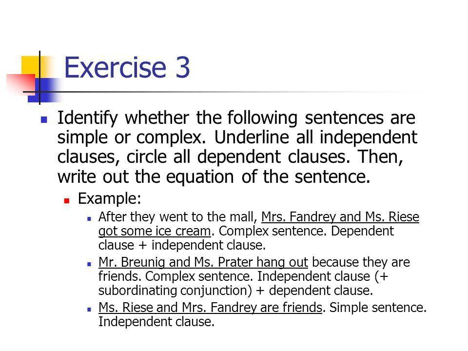 Types of sentences Grammar Lesson 5. Notes: Types of sentences ...
