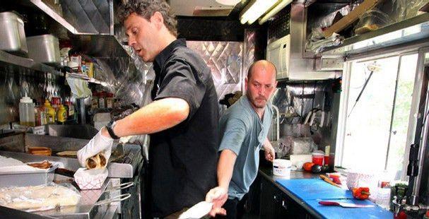 Sample Food Truck Line Cook Job Description