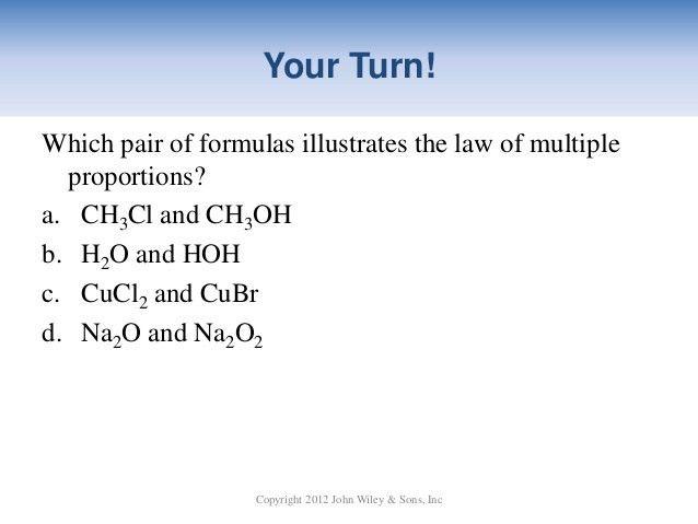 NWTC General Chemistry Ch 05
