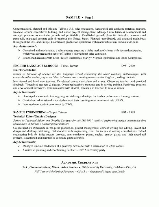 Product Manufacturing Resume Example