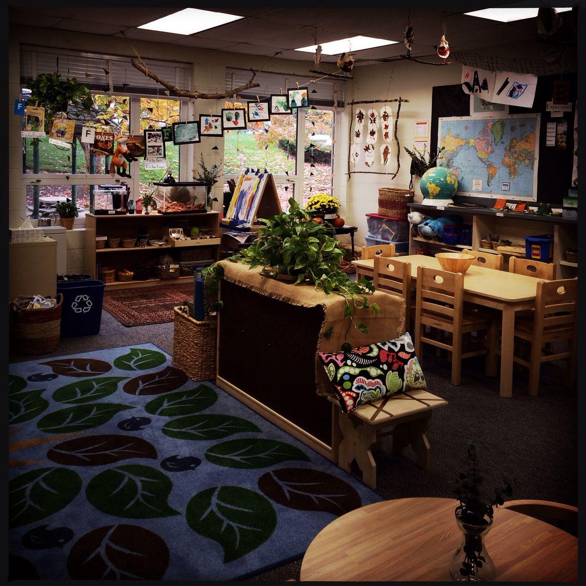 Reggio Classroom Decor ~ Learning environments on pinterest reggio