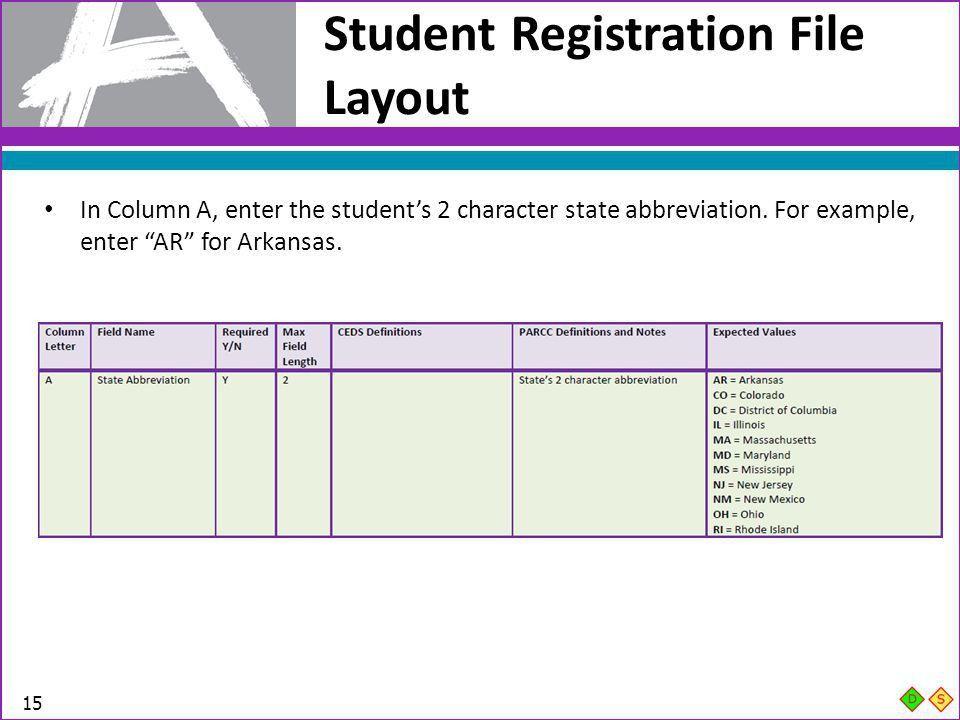 Student Registration Import - ppt download