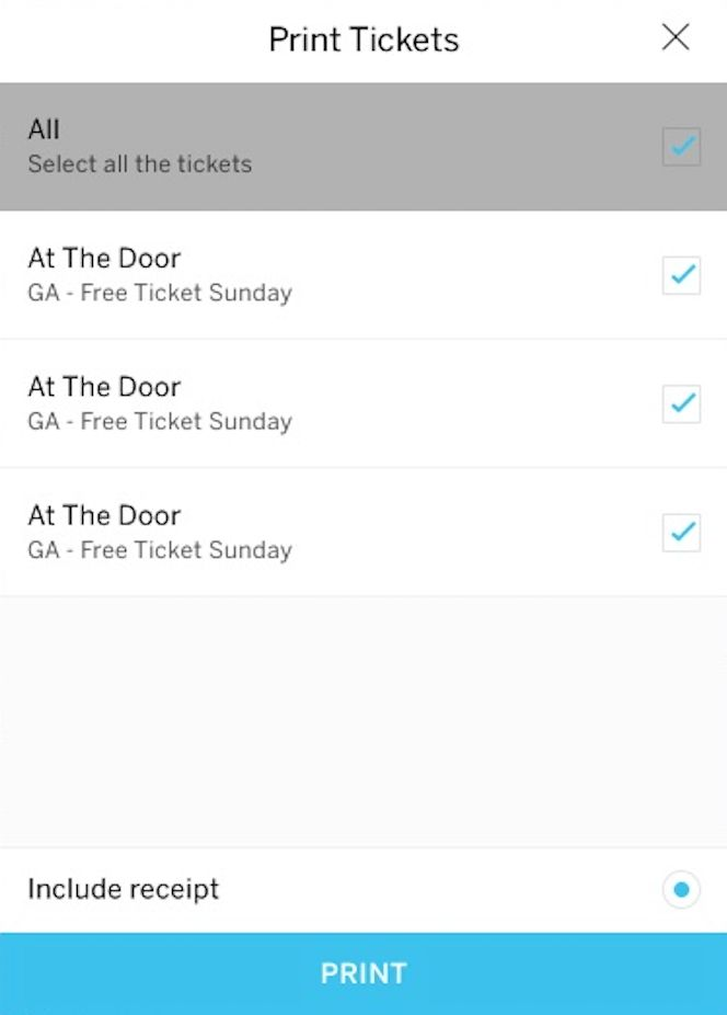 How to set up a Star printer and print tickets with Eventbrite ...