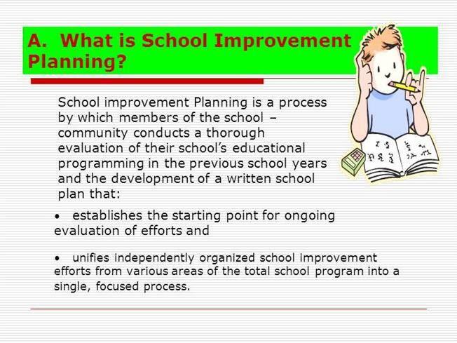 SIP, School Improvement Plan |authorSTREAM