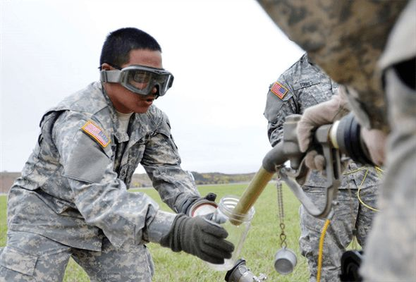 CAB fuelers learn from competition > Fort Riley, Kansas > Article ...