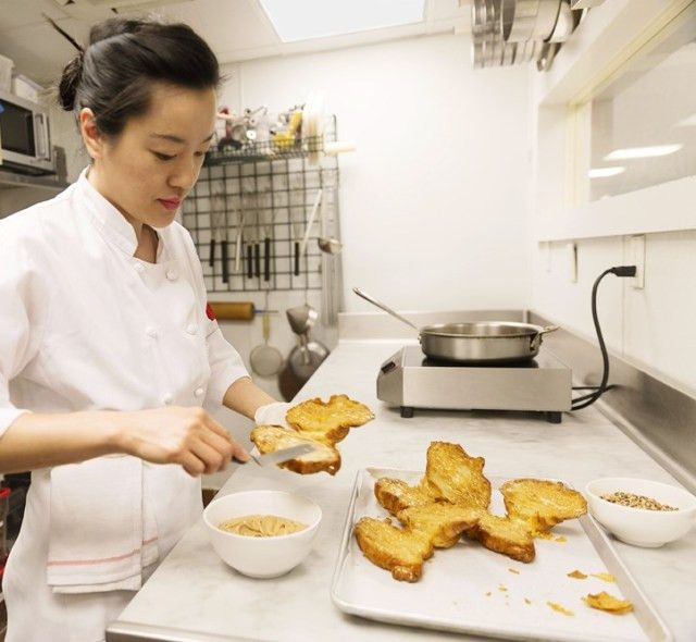 Jen Yee the new pastry chef for Linton Hopkins' restaurants ...
