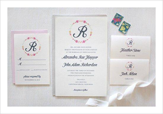 67+ Lovely Free Printable Wedding Invitations