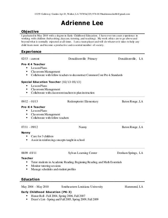 free education resume example. eligibility specialist cover letter ...