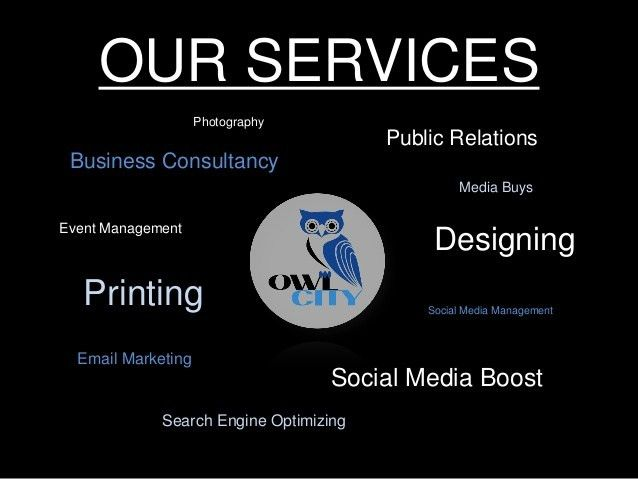 Your Own Freelance Marketing Agency - Owl City Singapore