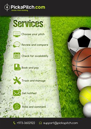 Sport Flyer Design Galleries for Inspiration