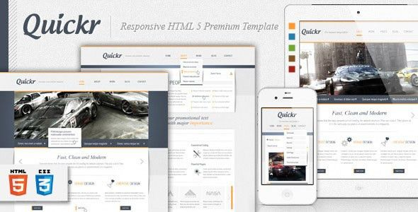 22 Free and Premium HTML Responsive Website Templates and Layouts ...