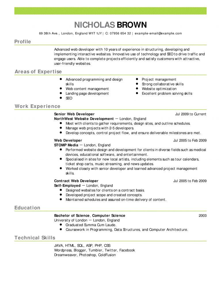 Resume Jobb Best Resume Jobb Ideas Simple Resume Office Templates