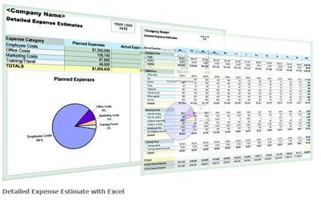 Construction Estimate Template Free Download : Detailed Expense ...