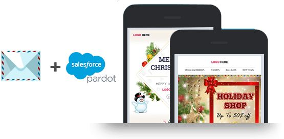 Pardot Email Templates - Responsive HTML Conversion