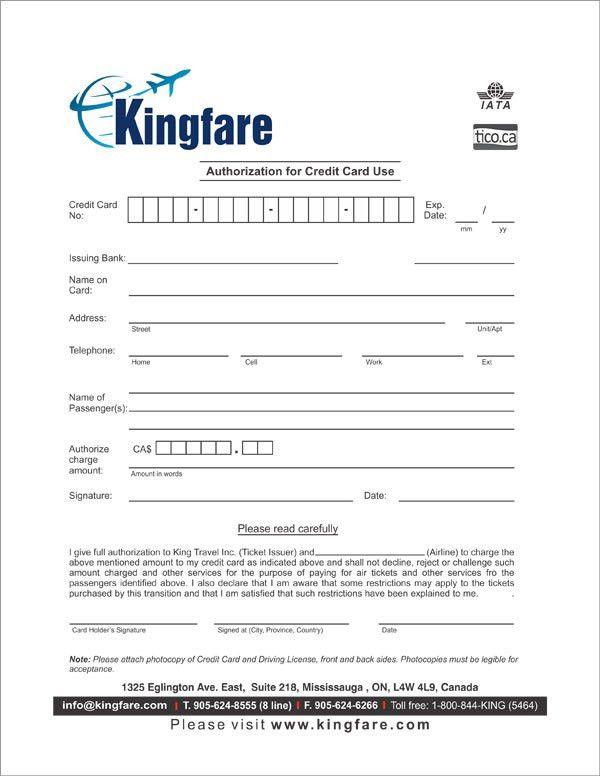 Kingfare - Card