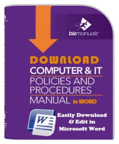 Information Technology IT Policies and Procedures | IT Policy Manual