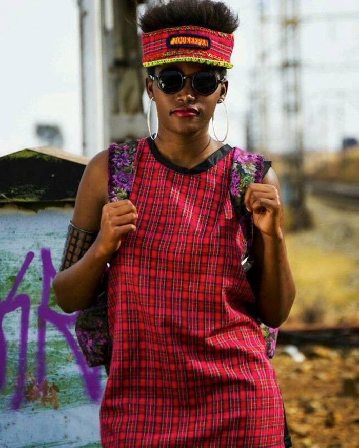 Old school fashion for the new school | Design Indaba