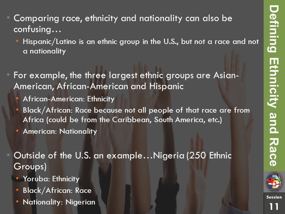 UNIT 3: CULTURAL GEOGRAPHY Ethnicity and Nationality Session ppt ...
