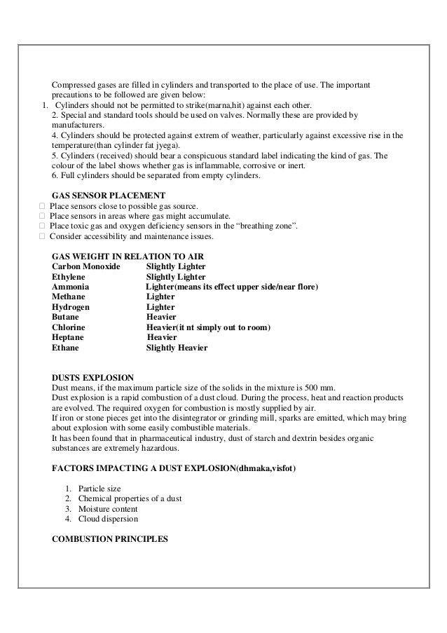 Industrial hazard pdf