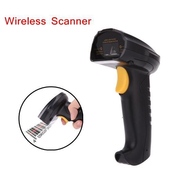 High Speed 2.4G Wireless Long Distance Laser Scan Barcode Barcode ...