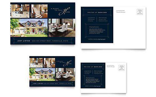 Real Estate Marketing - Brochures, Flyers, Postcards
