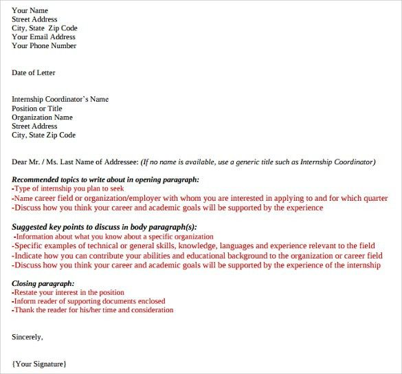 Sample Letter of Intent Template - 15+ Free Documents in PDF, Word