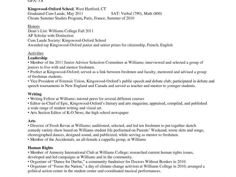 Chic Inspiration How To Put A Resume Together 11 How Put Together ...