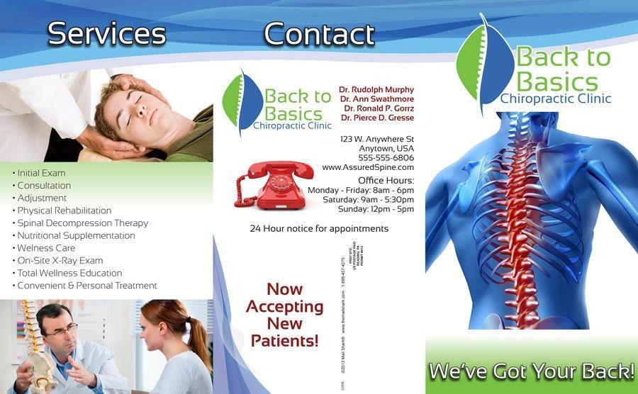 Massage Therapy Flyer Template - Contegri.com