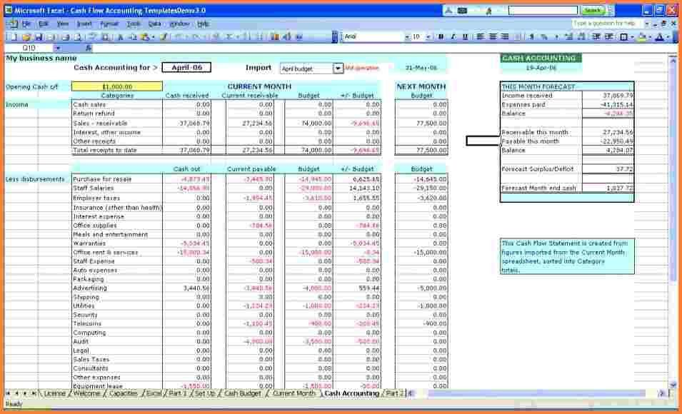 7+ accounting spreadsheet templates excel | Excel Spreadsheets Group