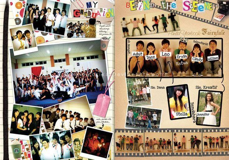 yearbook layout design   Yearbook design   Pinterest   Yearbook ...