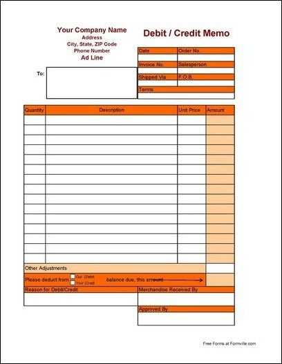 Download Sample Cash Memo Format in Excel | Manager's Club