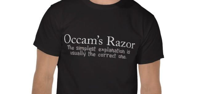 Shave Your Designs With Occam's Razor | Design Magazine - Web ...
