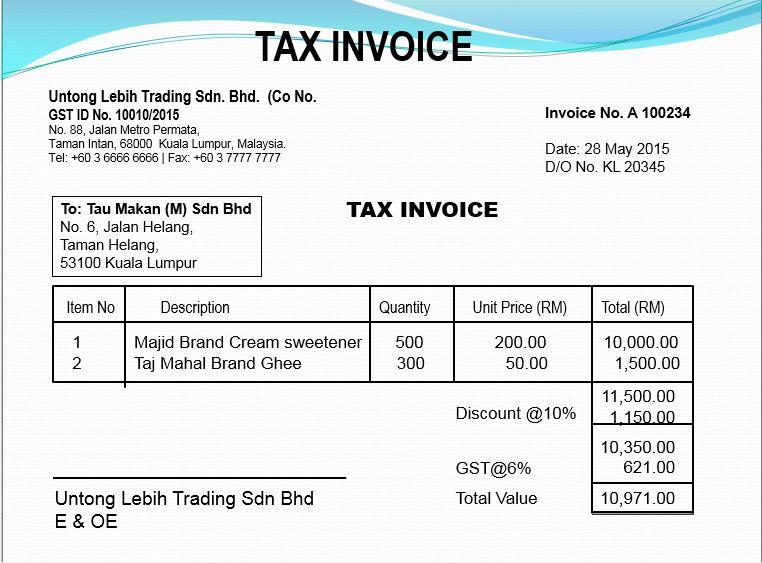 Download Tax Invoice Receipt | rabitah.net