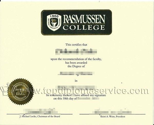 buy Rasmussen College diploma, buy fake USA College degree. http ...