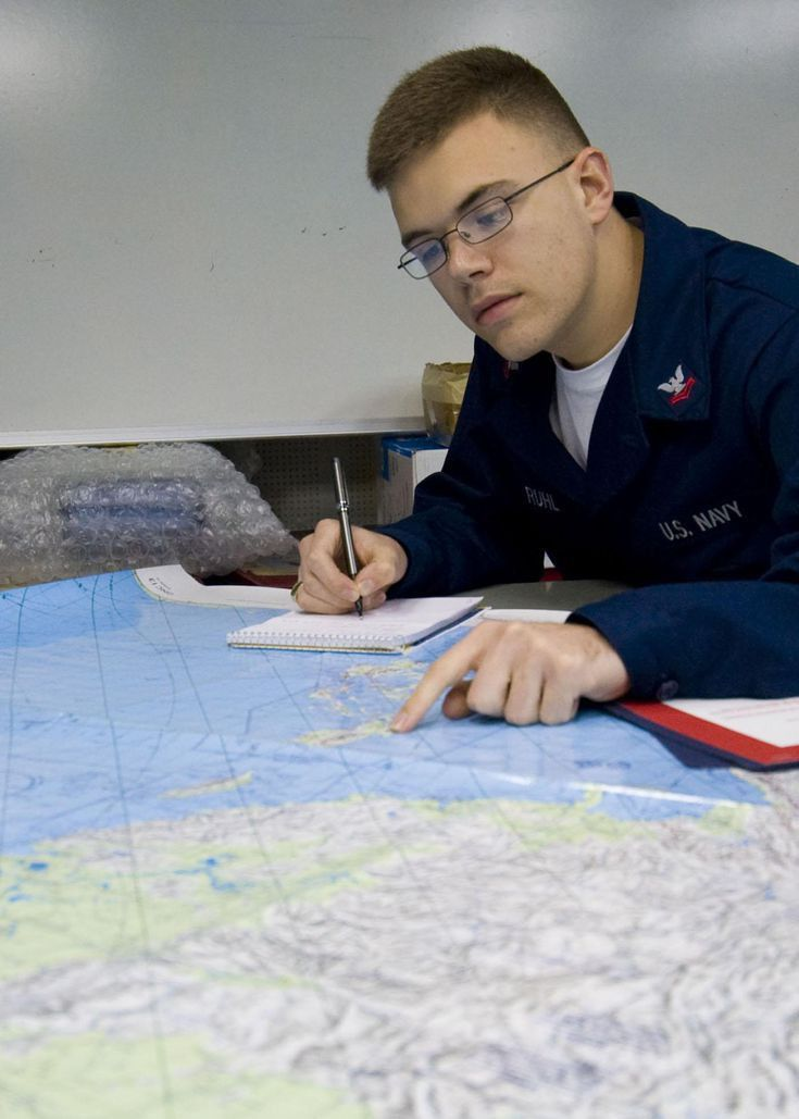 Intelligence Specialist (IS) - US Navy Rating B600