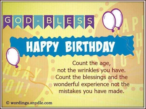 What To Write in a Birthday Card - Wordings and Messages