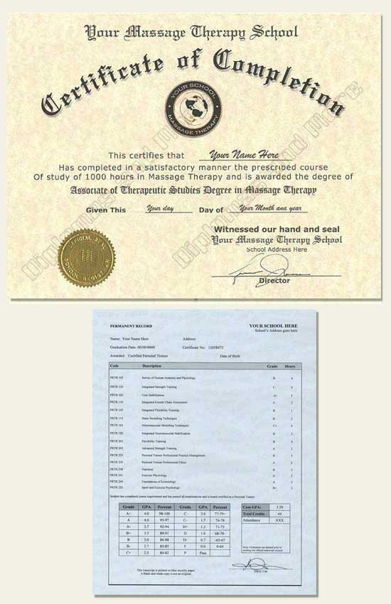 Fake Cosmetology Certificate Online - Diplomas and More