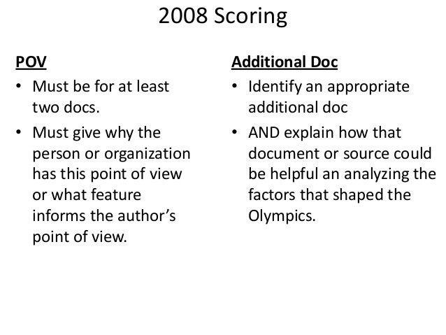 2008 dbq 12-3-12 2